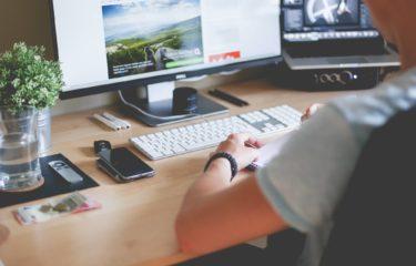 praca przed komputerem, równowaga ww życiu