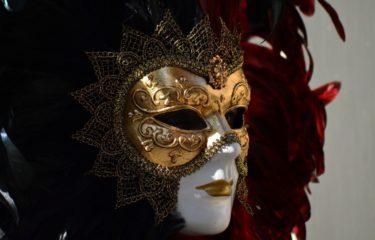 maska, bal, przebranie