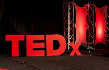 Ted-X-talk scena